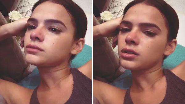 Bruna Marquezine foi diagnosticada com grave doença (Foto: Reprodução)