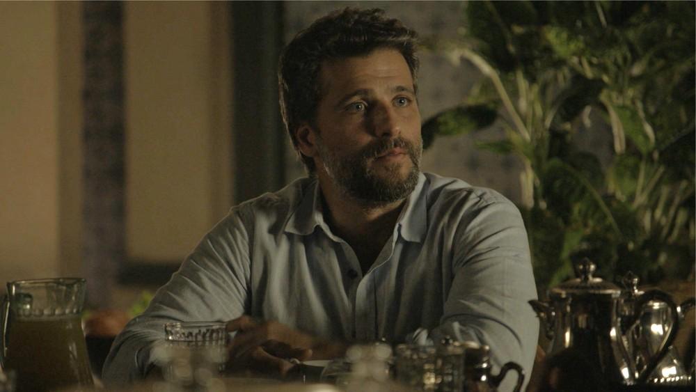 Bruno Gagliasso interpreta o protagonista da novela das nove O Sétimo Guardião