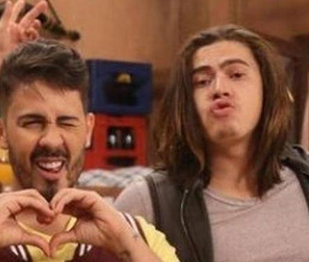 Carlinhos Maia e Whindersson Nunes na segunda temporada de Os Roni (Foto: Divulgação)