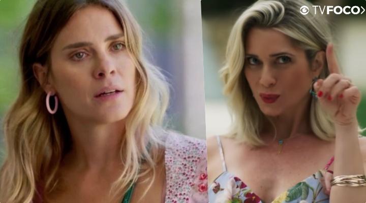 Desfechos de Carolina Dieckmann e Letícia Spiller na novela das nove da Globo em O Sétimo Guardião serão bons