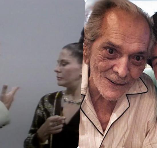 Globo ignorou Claudia Rodrigues durante homenagem para Lucio Mauro no Fantástico (Foto montagem: TV Foco)