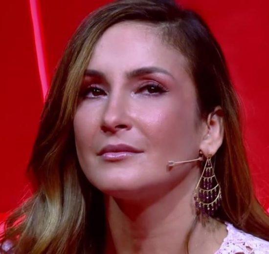 Claudia Leitte está à espera da terceira filha (Foto: Reprodução/ Globo)