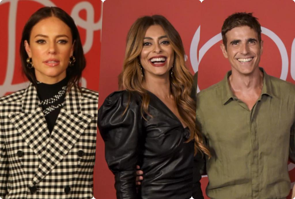 Reynaldo Gianecchini, Paolla Oliveira e Juliana Paes estarão em A Dona do Pedaço, nova novela da Globo