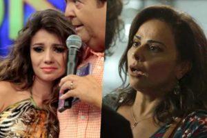 Paula Fernandes e Viviane Araújo tem vida amorosa envolvida em tragédia (Foto montagem)