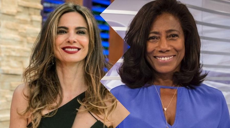"""Após dividir Gerard Butler com Luciana Gimenez da RedeTV!, Gloria Maria, da Globo sofre por amor e faz desabafo: """"se libertar do que te faz sofrer"""" Foto: Reprodução"""