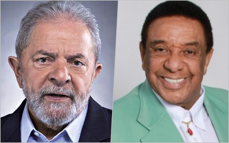 """Lutando pela vida, Agnaldo Timóteo recebe recado emocionante do ex-presidente Lula: """"Que grandeza"""" Foto: Reprodução"""