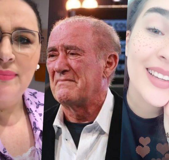 Mãe de Lilia Aragão faleceu e deixou esposa de Renato Aragão, o Didi, desolado