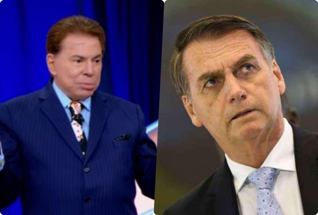 SBT enfrenta crise no pagamento de funcionários e apela para Jair Bolsonaro (Foto: Reprodução)