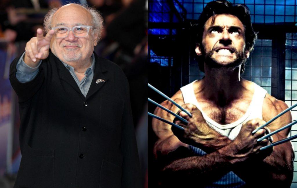 Danny Devito como Wolverine (Foto: Reprodução)