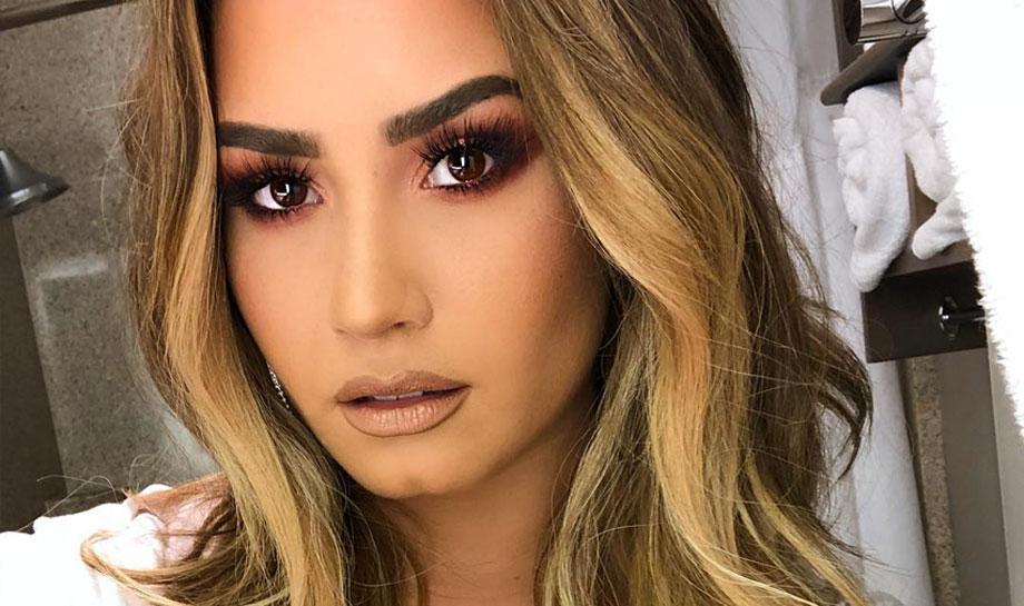 Cantora Demi Lovato (Foto: Reprodução)
