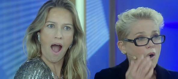 """Após entrevista para Luana Piovani, Xuxa é prejudicada na Record e apresentadora rebate: """"quem manda sou eu"""" Foto: Reprodução"""