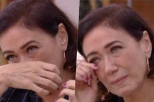Lília Cabral no Mais Você (Foto: Reprodução/Globo)