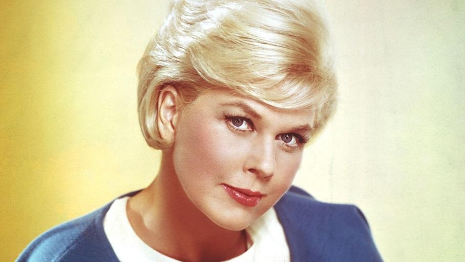 Famosa estrela Doris Day faleceu (1960s) (Foto: Reprodução)