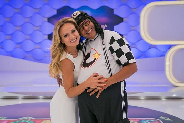 Ex-assistente de Eliana, Chiquinho enganou a apresentadora no SBT e foi pra Globo (Foto: Reprodução)