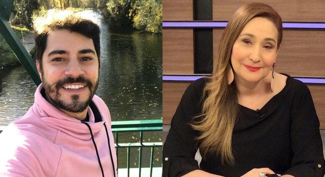 Sonia Abrão detona Evaristo Costa no SuperPop da RedeTV! (Foto: Reprodução/Internet)