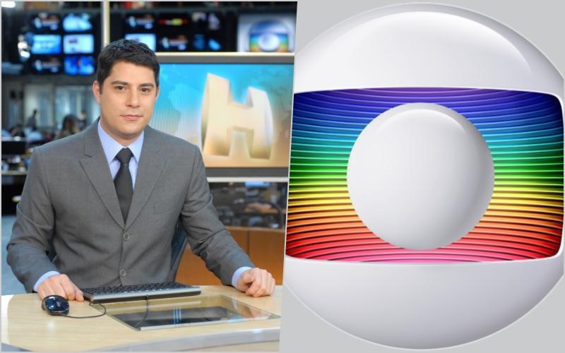 É revelada a verdade sobre volta de Evaristo Costa para a Rede Globo e surpreende público Foto: Reprodução