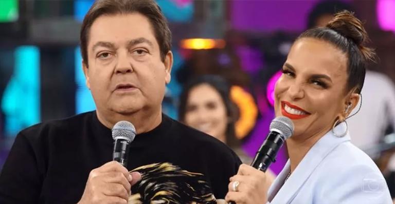 Ivete Sangalo consegue feito histórico e deixa Faustão completamente constrangido – TV Foco