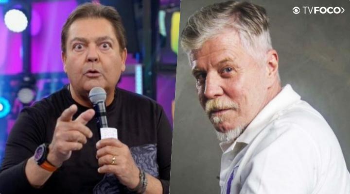 Faustão e Miguel Falabella são duas estrelas da Globo