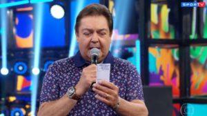Quadro histórico do Faustão está de volta na Globo (Foto: Reprodução)