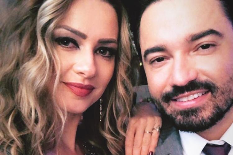 Fernando e a ex-mulher, Mikelly. (Foto: Reprodução/Instagram)