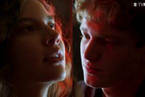 Filipe e Rita estão apaixonados um pelo o outro em Malhação Toda Forma de Amar da Globo