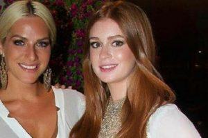 Giovanna Ewbank e Marina Ruy Barbosa (Foto: Reprodução)