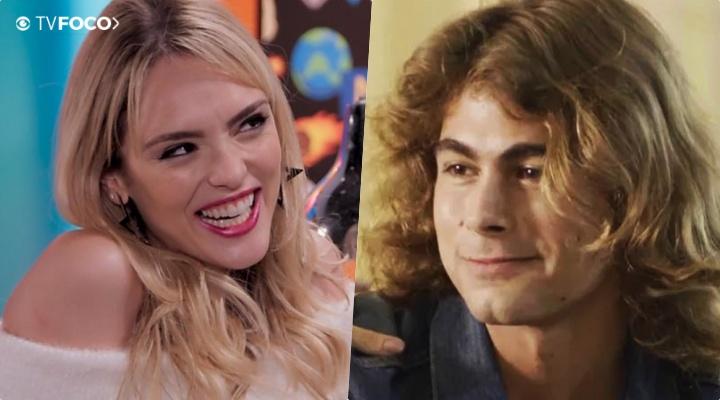 João (Rafael Vitti) quer ter Manu (Isabelle Drummond) para sempre em sua vida em Verão 90 da Globo