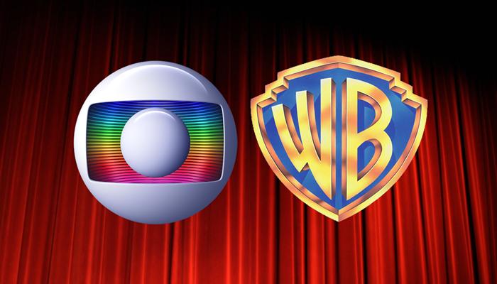 Globo e Warner (Foto: Divulgação/Montagem)
