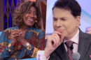 Glória Maria comprou encontro com Silvio Santos mas teria sido impedida pela Globo, agora o SBT se pronunciou