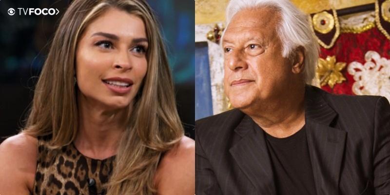 Grazi Massafera será parceira de Antonio Fagundes na novela novela da Globo Bom Sucesso