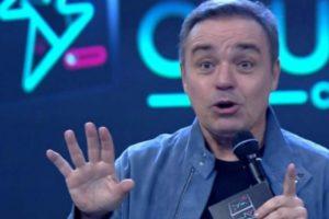 O apresentador Gugu Liberato sofreu um acidente (Foto: Reprodução)