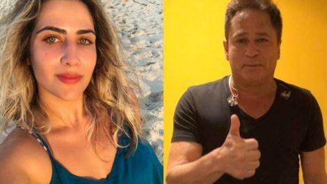 Jéssica Costa é filha do cantor Leonardo (Foto: Reprodução)