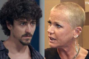 O ator de Verão 90 Jesuíta Barbosa e a apresentadora Xuxa se envolveram em briga e discussões recentemente
