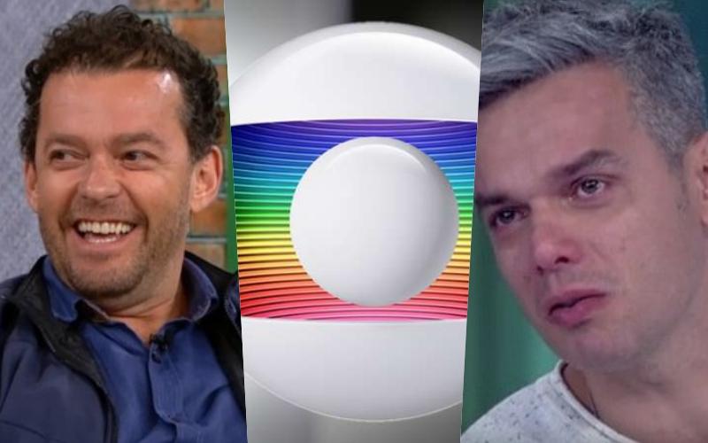 Otaviano Costa, Fernando Rocha e outros famosos são demitidos da Globo e maneira como ganham a vida é impressionante Foto: Reprodução