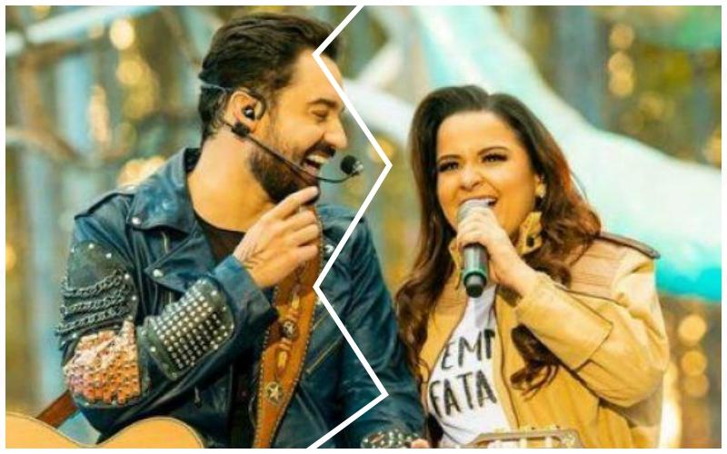 """Maiara e Fernando protagonizam discussão e a cantora dispara: """"eu que sou problemática"""" Foto: Reprodução"""