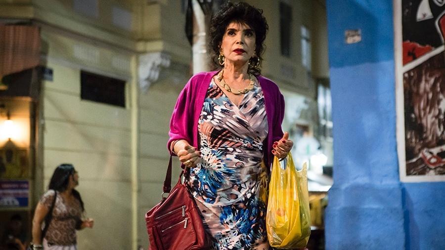 Lady Francisco (Foto: Divulgação) globo