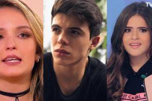 Larissa Manoela, Thomaz Costas e Maisa participaram de grandes produções do SBT