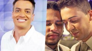 Leo Dias revelou quem foi a famosa barrada no casamento de Carlinhos Maia