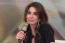 A apresentadora Luciana Gimenez participou do Programa Raul Gil (Foto: Reprodução/ RedeTV)
