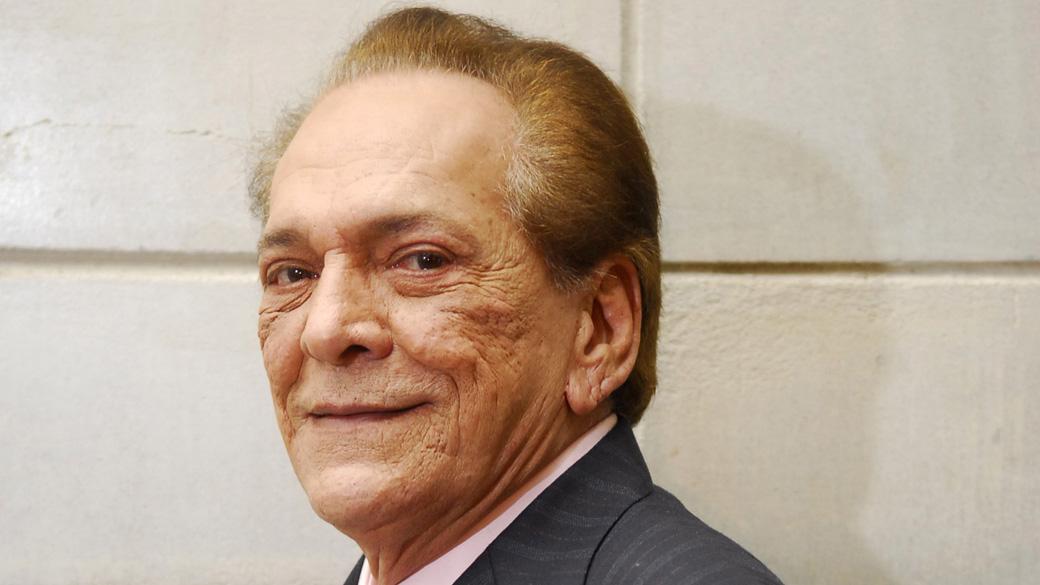 Morreu o ator Lucio Mauro (Foto: Globo)