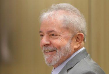 Lula arrumou um novo amor (Foto: Reprodução)