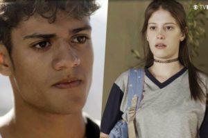 Em Malhação Toda Forma de Amar, Cleber (Gabriel Santana) se sentirá traído por Anjinha (Caroline Dallarosa) e toma atitude drástica na trama da Globo