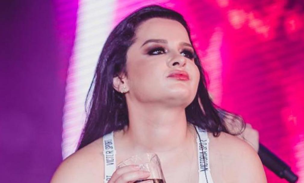 A cantora Maraisa chocou os fãs ao exibir o seu antes e depois (Foto: Reprodução)