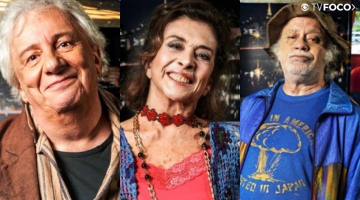 Betty Faria será mãe de Marco Nanini e esposa de Tonico Pereira em A Dona do Pedaço da Globo