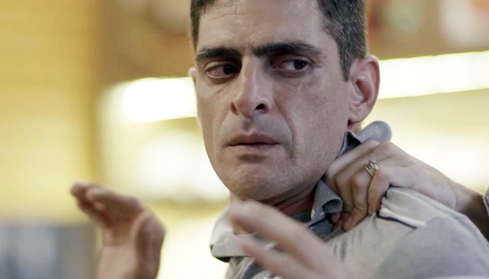 Marco Rodrigo em cena na trama de Malhação Toda Forma de Amar