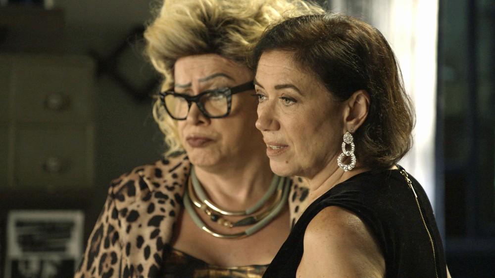 Máscara de Valentina vai cair no último episódio de O Sétimo Guardião (Foto: Reprodução/ Globo)
