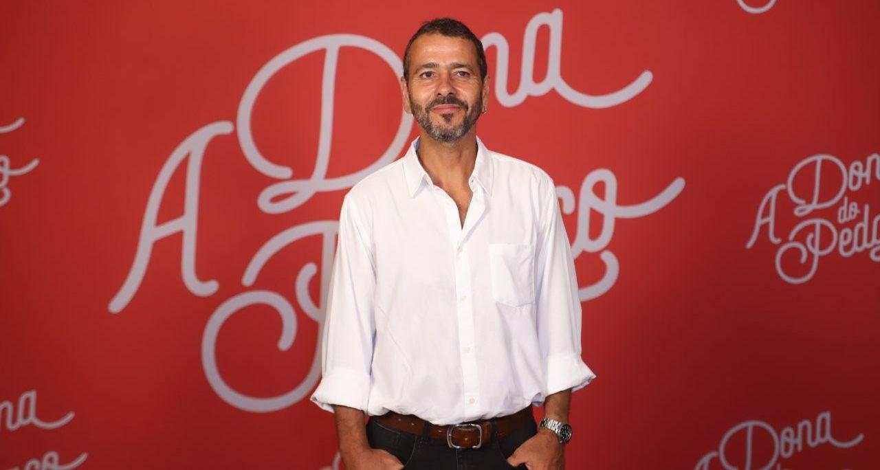 o ator, Marcos Palmeira que será o protagonista Amadeu em A Dona do Pedaço, na Globo (Foto: AgNews)