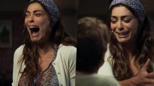 Maria da Paz (Juliana Paes) sente