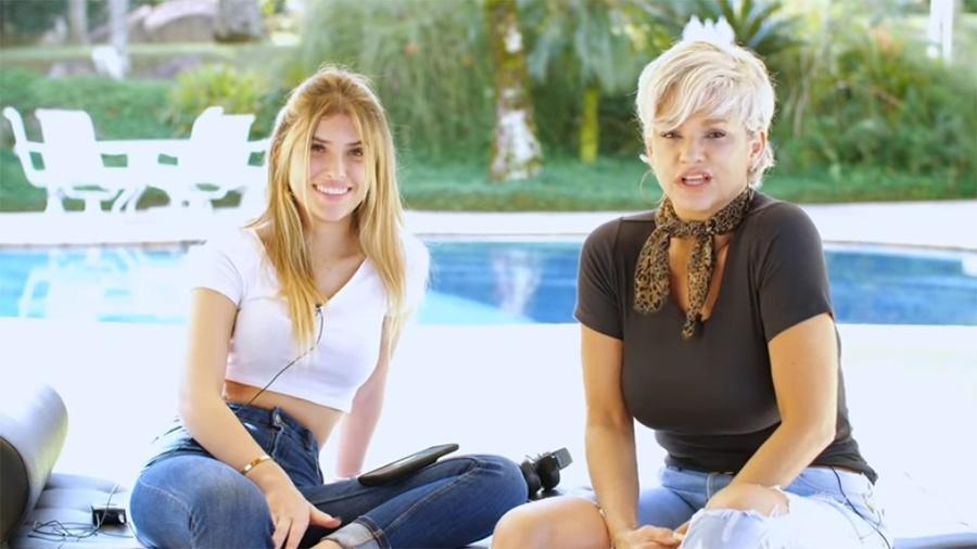 Maria Fernanda e Andréa Nóbrega (Foto: Divulgação)