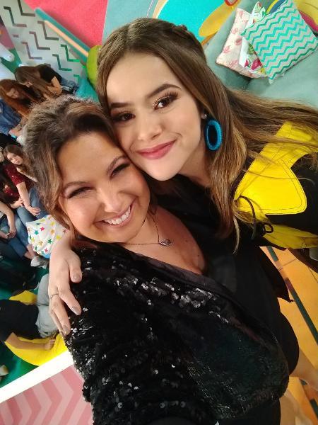 Mariana Xavier e Maisa Silva (Foto: Divulgação)